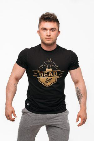 t-shirt męski na siłownię
