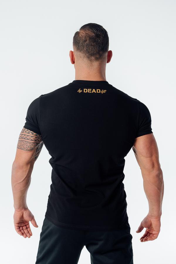 t-shirt męski weakness deadlift
