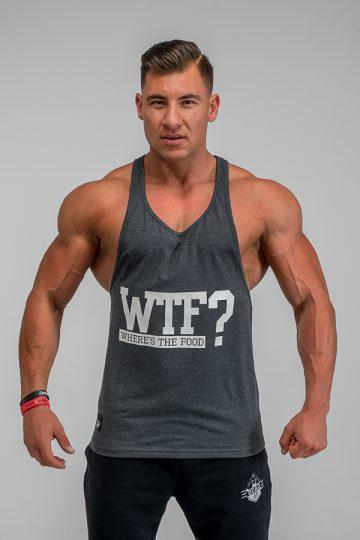 tank top męski siłownia