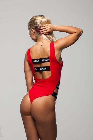 czerwone body
