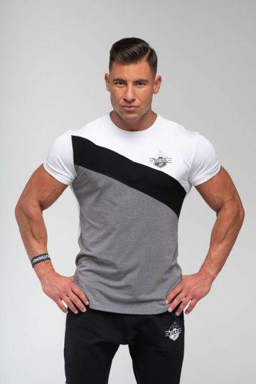 t-shirt męski sportowy