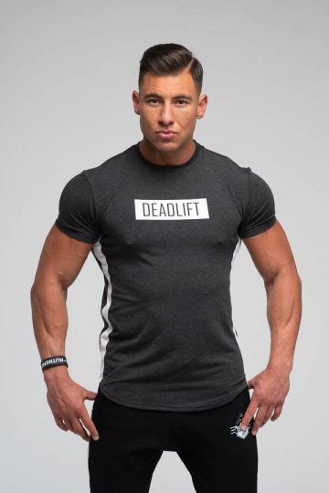 tshirt męski na trening