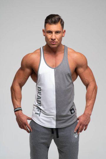 koszulka męska na siłownię