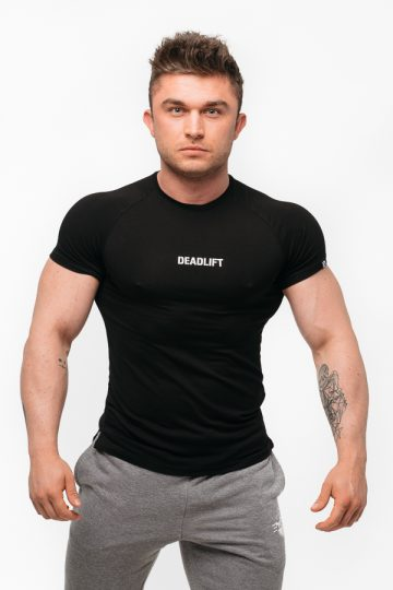 tshirt męski slim fit