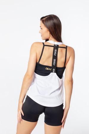 koszulka damska do ćwiczeń
