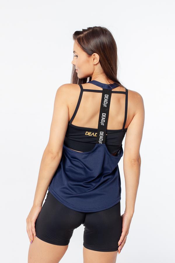 koszulka damska na siłownię