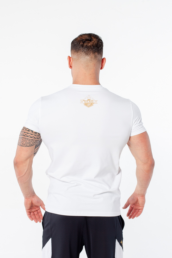 koszulka męska sportowa z krótkim rękawkiem