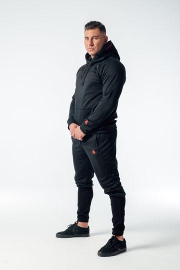 Męskie spodnie dresowe - treningowe na siłownie