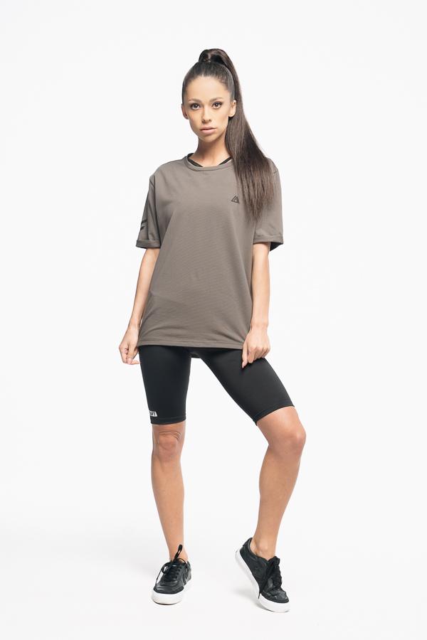 koszulka damska o luźnym kroju
