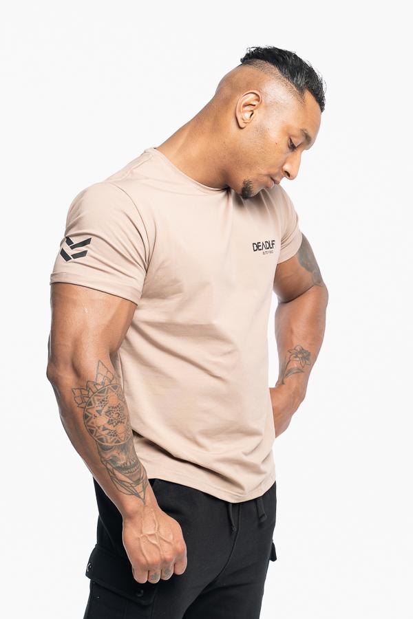 koszulka męska z krótkim rękawem loose fit